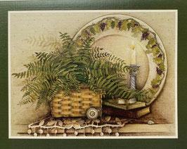 パット・リヒター 14337 お皿とキャンドル 7