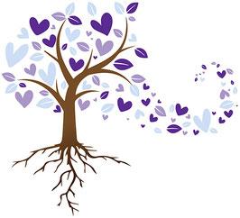Plotterdatei Tree of Love
