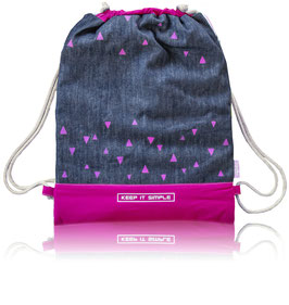 Nappy-Bag PINK RAIN