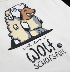 Plotterdatei WOLF IM SCHAFSFELL