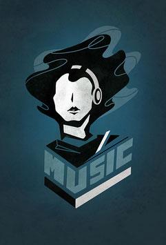 Plotterdatei MUSIC