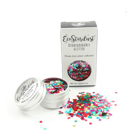 EcoStardust Mega Rainbow Biodegradable Glitter blend