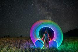 LED Smart Hoop Atmosphere