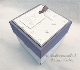 Baby-Box, Violett