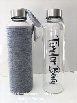 Wasserflasche Tiroler Bua