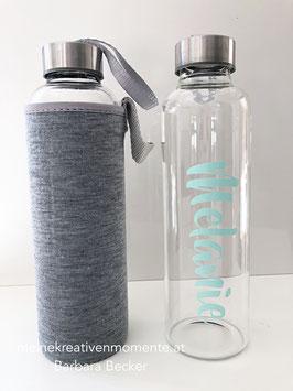 Wasserflasche Name