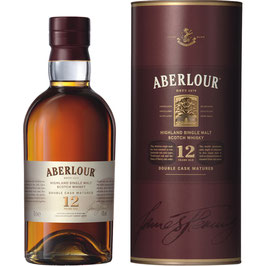 Aberlour Double Cask Matured 12 years old