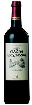 Château Gazin Rocquencourt Rouge Pessac-Léognan 2014