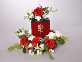 Urnebanderole - BEKAON-rot-Rose- 149911
