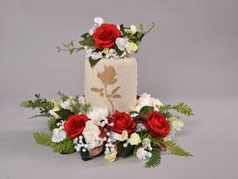 Urnenfutteral - BEKAON-natur-Rose- 14997