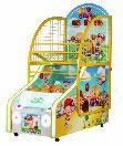 Basketballmaschine für Kinder - Design 1