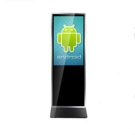 65 Zoll Infoterminal - Android 6.0, IR-Touchscreen