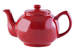 Brown Betty Teapot Rot 1,1L