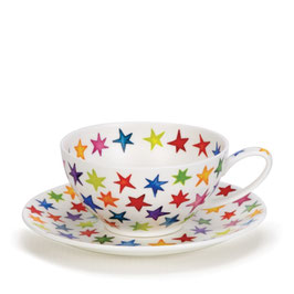 Cup & Saucers Starbust