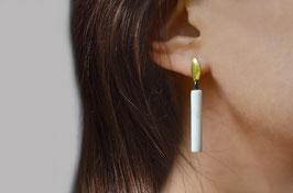 Boucles d'oreilles Bougies