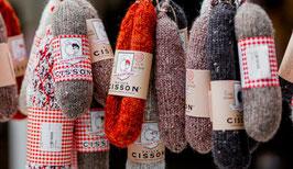 Saucisson tricoté en laine (plusieurs modèles)