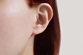 Les plus petites boucles d'oreilles du monde !