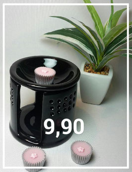 Duftlampe Keramik (2teilig)