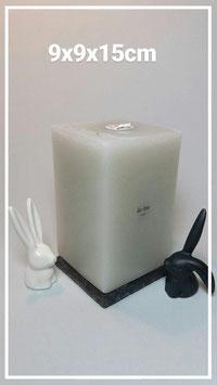 Würfel Kerzen 9x9x15cm