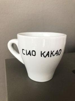 "Tasse Cappuccino medium |  Digital Serie: ""Ciao Kakao"""