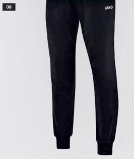 Classico Polyesterhose schwarz mit Initialen