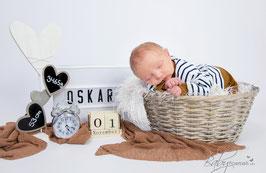 Gutschein «Newbornshooting» deluxe