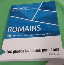 Romains - série guide d'études bibliques pour tous