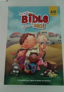 La Bible le merveilleux plan de Dieu