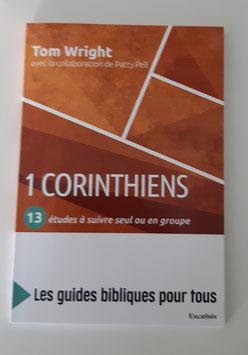1 Corinthiens - série guide d'études bibliques pour tous