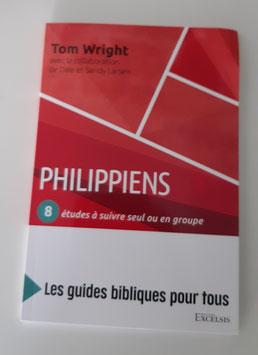 Philippiens - série guide d'études bibliques pour tous