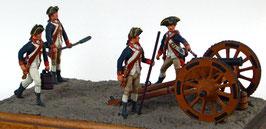 """REV 9011  3 Pound Fieldpiece """"Galloper"""" Gun"""