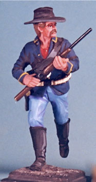 K-321 Civil War Cavalry Trooper