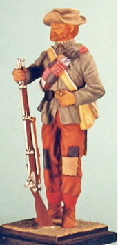 K-305 American Civil War Confederate Infantry