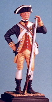 K-300 American Revolution, Full Dress