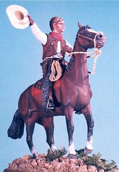K-313 Cowboy on horse
