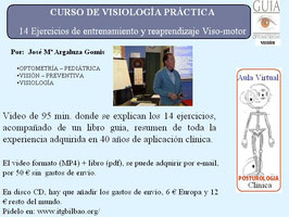 CURSO DE VISIOLOGÍA PRÁCTICA