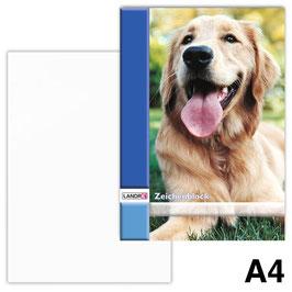 EF097 LANDRÉ® Zeichenblock A4 10 Blatt