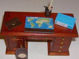 EF034 Schreibtischset 5-teilig (ohne Schreibtisch)