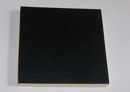 EF034 Schultafel leer 6x6x0,5cm