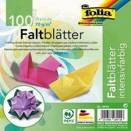 EF099 folia Faltblätter INTENSIV