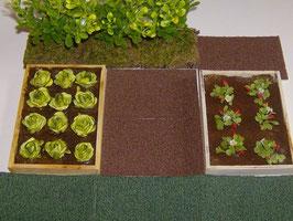 """EF1801 Gartenmodul 1 """"Gras"""" 5x8 cm"""