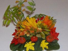 """EF1801 Gartenmodul 30 """"Herbst Kürbiszeit"""" 5x8 cm"""
