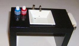 EF029 Cremedosen 2 STÜCK rot und blau