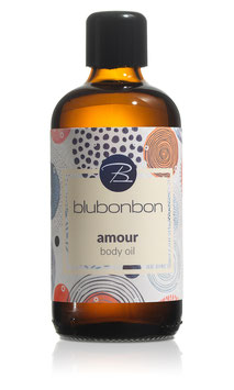 amour – body oil