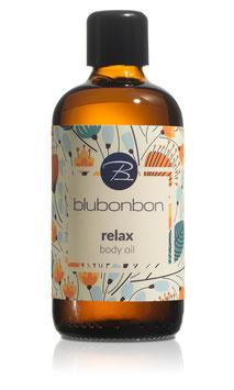 relax – body oil
