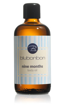 nine months – body oil