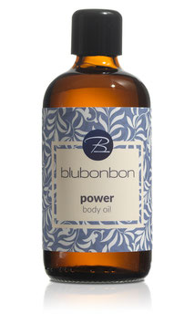 power – body oil