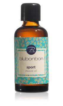 sport – muscle oil