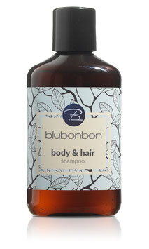 body & hair – shampoo
