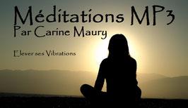 """Méditation """"Élever ses vibrations"""" (format MP3)"""